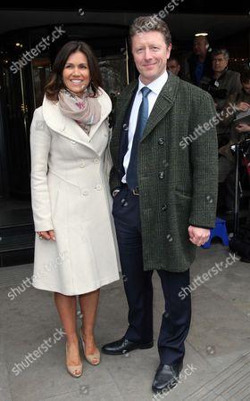 Susanna Reid and Charlie Stayt
