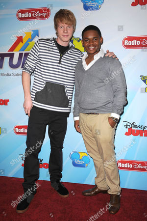 Adam Hicks and Doc Shaw