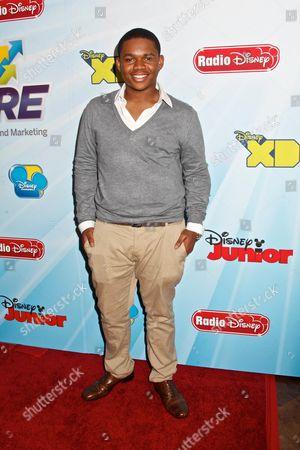 Editorial image of Disney Channels Worldwide Kids Upfront Presentation, New York, America - 13 Mar 2012
