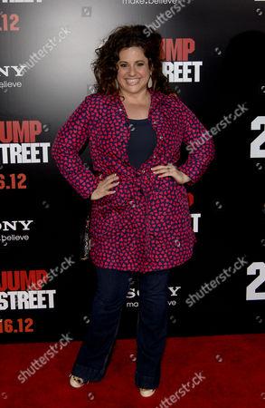 Stock Picture of Marisa Jaret Winokur