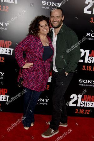 Marisa Jaret Winokur & husband Judah Miller