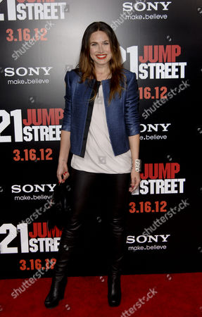 Editorial picture of '21 Jump Street' film premiere, Los Angeles, America - 13 Mar 2012