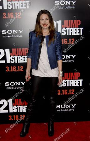 Editorial photo of '21 Jump Street' film premiere, Los Angeles, America - 13 Mar 2012
