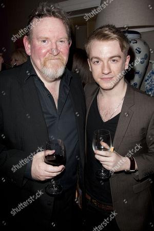 Nigel Betts (Harry Dangle) and Steven Webb