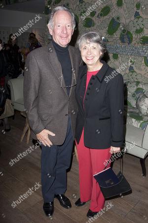 Michael Buerk and Christine Buerk