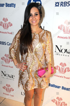 Editorial photo of The Prince's Trust Celebrate Success Awards, London, Britain - 14 Mar 2012