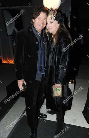 Stock Photo of Katherine Boorman and husband