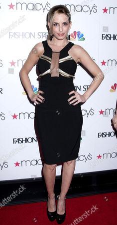 Editorial image of 'Fashion Star' TV programme celebration, New York, America - 13 Mar 2012
