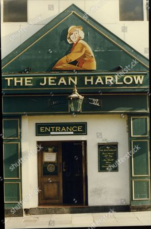 The Jean Harlow Pub In Harlow Town Centre 1998.