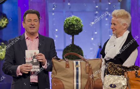 Editorial photo of 'The Alan Titchmarsh Show' TV Programme, London, Britain - 14 Mar 2012
