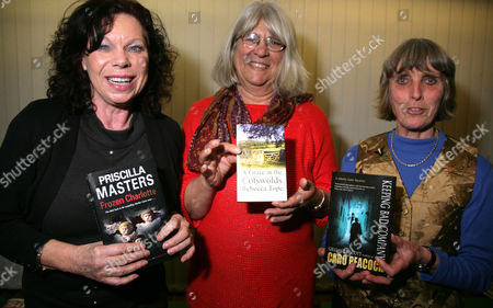 Editorial image of The Maidenhead Evening of Crime for Waterstones Windsor at The Maidenhead Library, Berkshire, Britain - 14 Mar 2012