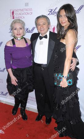Editorial image of Endometriosis Foundation 4th Annual Blossom Ball, New York, America - 15 Mar 2012