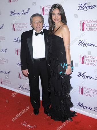 Stock Image of Dr. Tamer Seckin and Aslihan Koruyan Sabanci