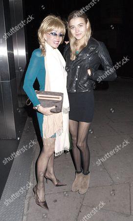 Sally Farmiloe and Jade Farmiloe