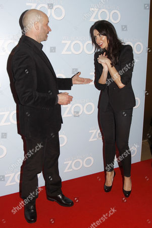 Editorial image of 'We Bought a Zoo' film screening at the Mayfair Hotel, London, Britain - 15 Mar 2012