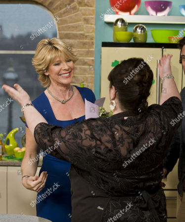 Ruth Langsford and Mary Byrne.