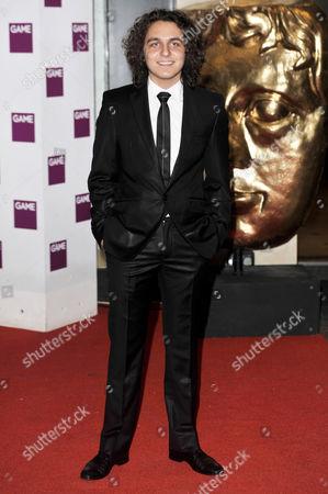 Editorial image of British Academy Video Games Awards, London, Britain - 16 Mar 2012