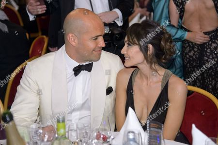 Billy Zane and Candice Neil