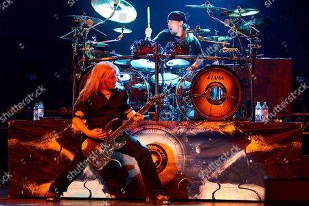 Nightwish - Emppu Vuorinen and Jukka Nevalainen