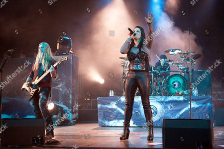Nightwish - Marco Hietala and Anette Olzon