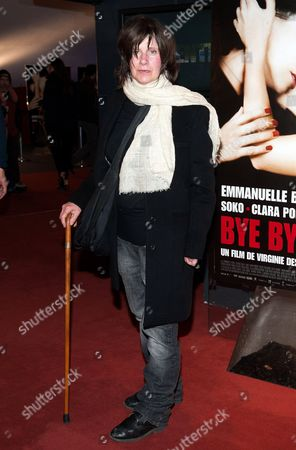 Stock Image of Catherine Breillat