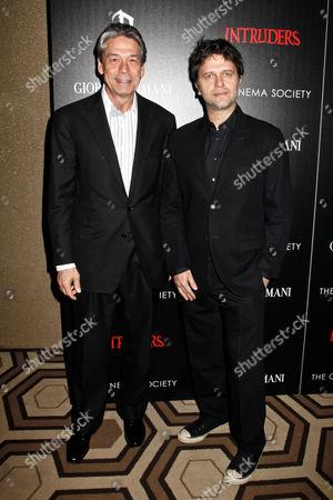 Bill Lee and Juan Carlos Fresnadillo