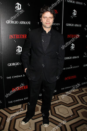Editorial image of The Cinema Society Film Screening of 'Intruders', New York, America - 19 Mar 2012