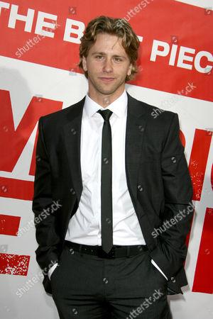 Editorial photo of 'American Reunion' film premiere, Los Angeles, America - 19 Mar 2012