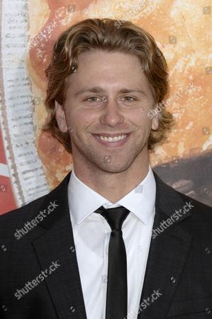 Editorial picture of 'American Reunion' film premiere, Los Angeles, America - 19 Mar 2012