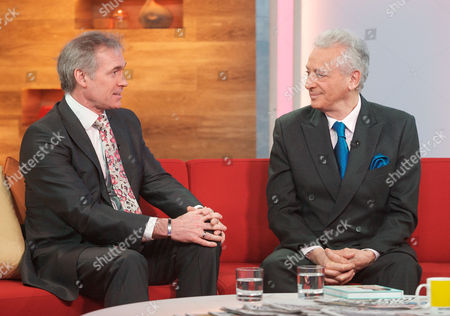 Dr Hilary Jones and Dr. Pierre Dukan