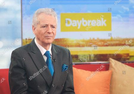 Editorial image of 'Daybreak' TV Programme, London, Britain - 20 Mar 2012