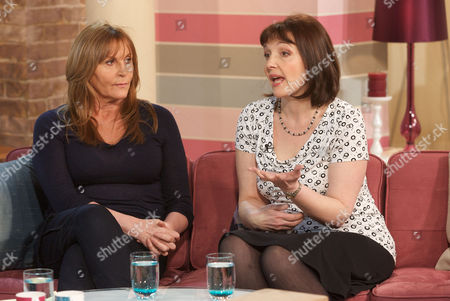 Editorial image of 'This Morning' TV Programme, London, Britain - 20 Mar 2012