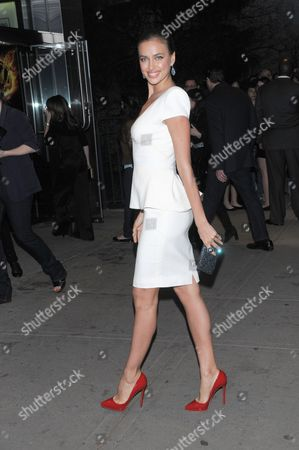Editorial image of The Cinema Society Film Screening of 'The Hunger Games', New York, America - 20 Mar 2012