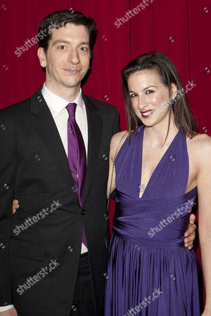 Toby Sharp and Becky Barber (Producer)