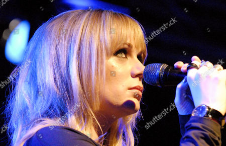 Isobel Campbell in concert in Edinburgh, Scotland, Britain