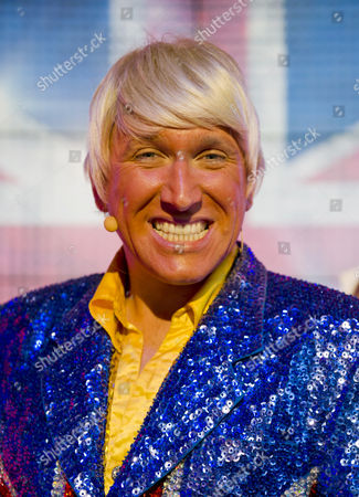 Stock Image of Kevin Cruise [Britain's Got Talent Finalist]