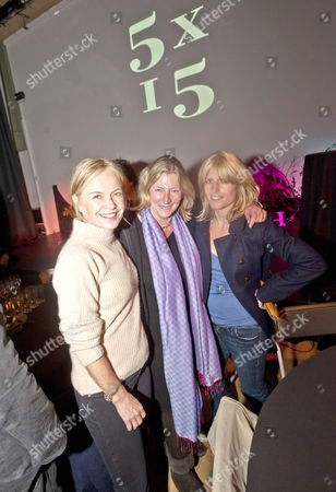 Mariella Frostrup , Rosie Boycott and Rachel Johnson
