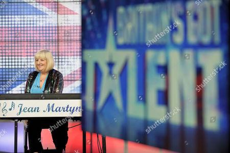 Stock Photo of Jean Martyn