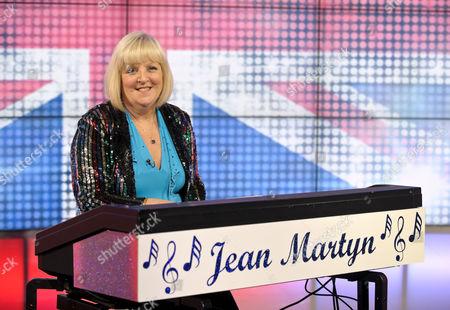 Jean Martyn