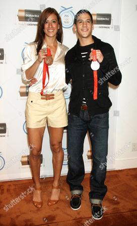 Diana Lopez and Mark Lopez