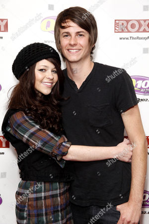 Stock Photo of Cady Groves and Ryan Williams
