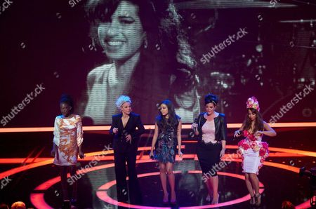 Ivy Quainoo, Ina mueller, Dionne Bromfield, Caro Emerald, Aura Dione, Tribute to Amy Winehouse