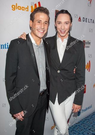Editorial picture of 23rd Annual GLAAD Media Awards, New York, America - 24 Mar 2012