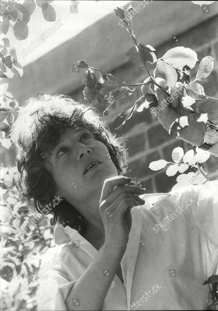 Olwen Wymark Widow Of Actor Patrick Wymark 1971.