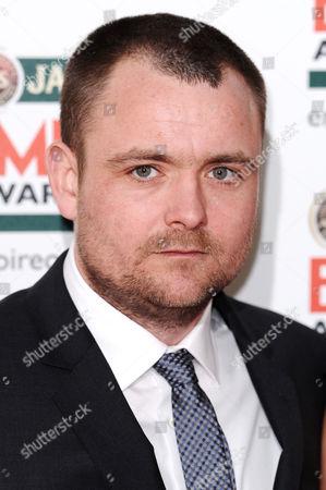 Editorial image of Empire Film Awards, London, Britain - 25 Mar 2012