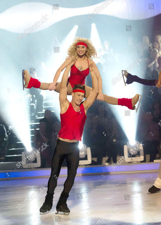 Editorial photo of 'Dancing on Ice' Final, TV Programme, Elstree, Britain - 25 Mar 2012