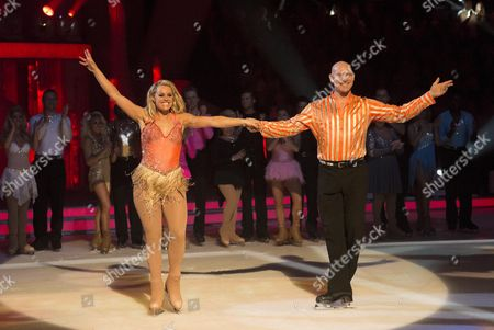 Chemmy Alcott and Sean Rice