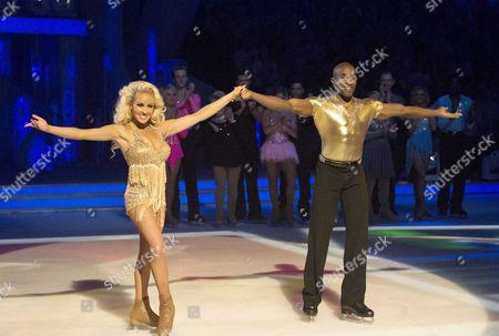 Sebastien Foucan and Brianne Delcourt