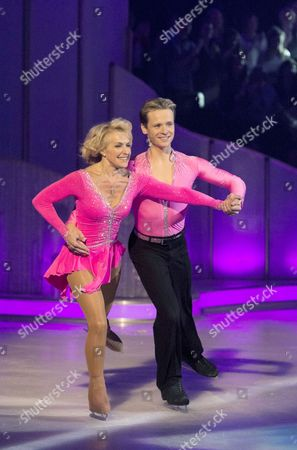 Rosemary Conley and Mark Hanretty
