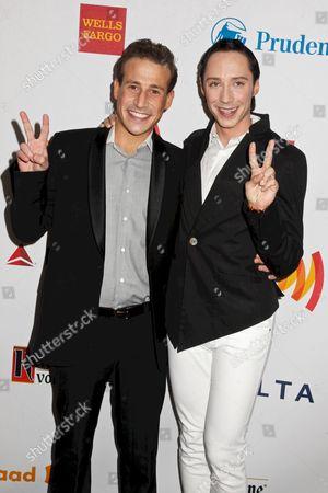 Editorial image of 23rd Annual GLAAD Media Awards, New York, America - 24 Mar 2012